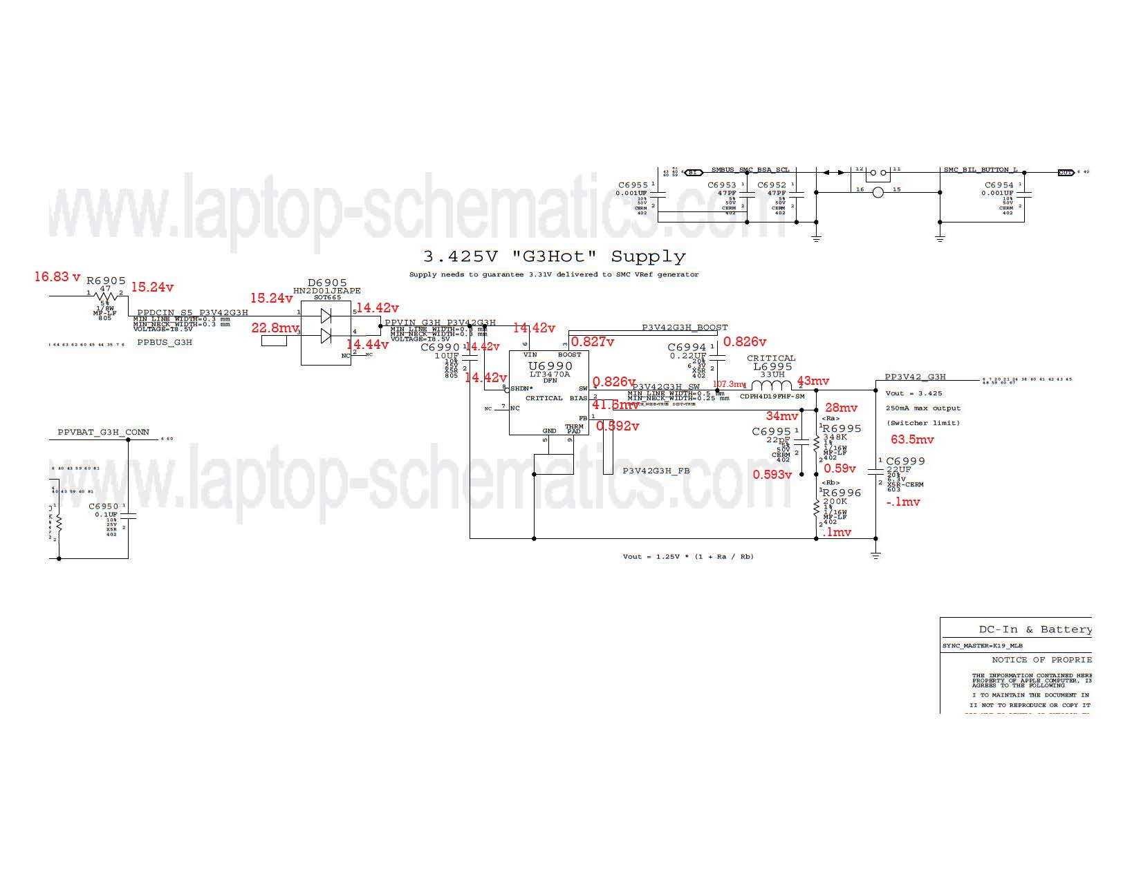 Smc Issue On Mbp 13 Hardware Troubleshooting Guide Page 52 Laptop Repair Manual Schematics Boardview Datasheet Block Diagram Lb820 2533 3