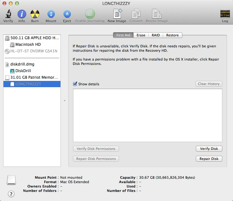 Step 2: Back up your Mac