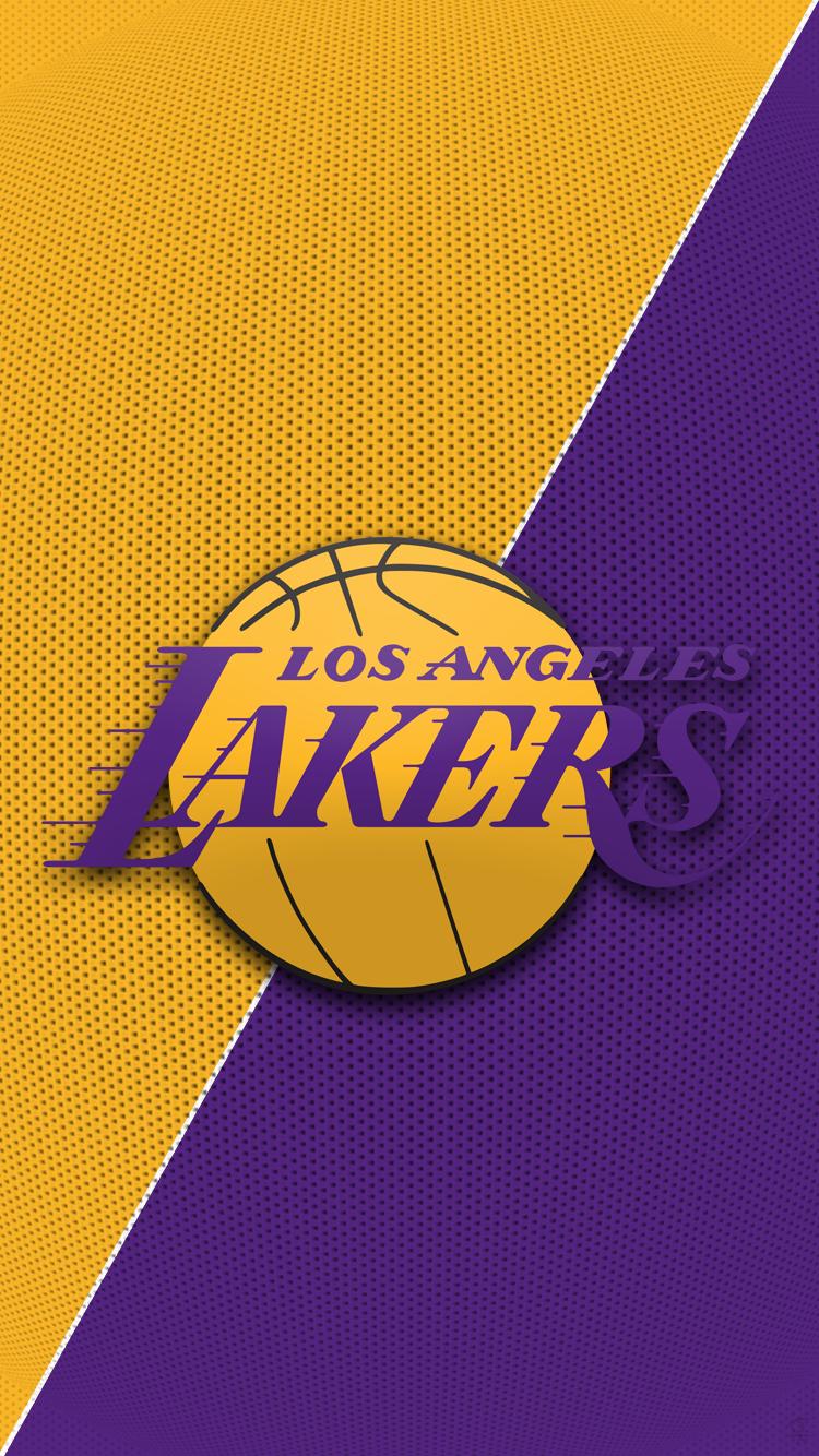 Los Angeles Lakers Iphone Wallpaper