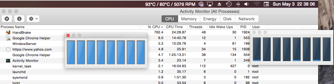 mac mini runs hot???   MacRumors Forums