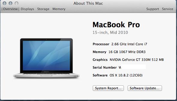 How to change ram on macbook pro mid