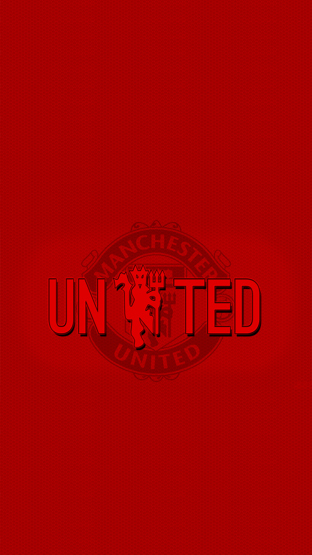 The Manchester United Iphone 7 Plus Wallpaper