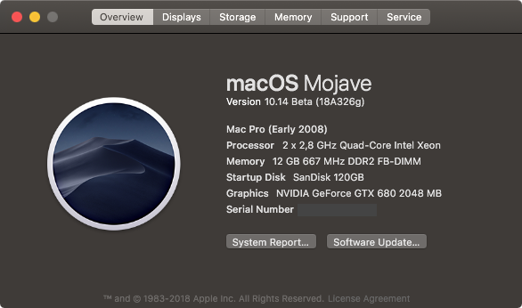 Patcher tool for unsupported Macs and RX5XX | MacRumors Forums