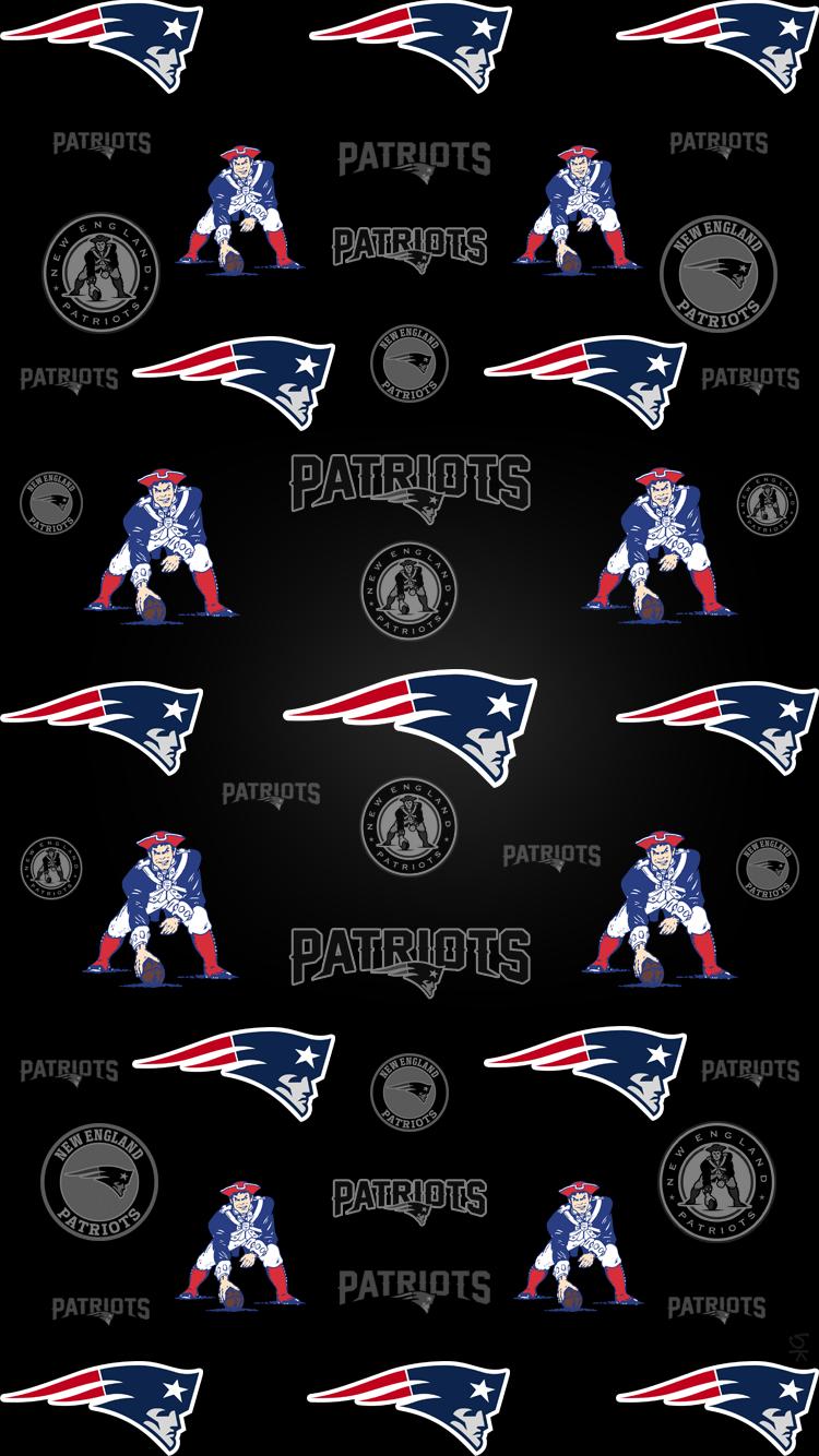 Wallpaper iphone patriots - New England Patriots Logos Png
