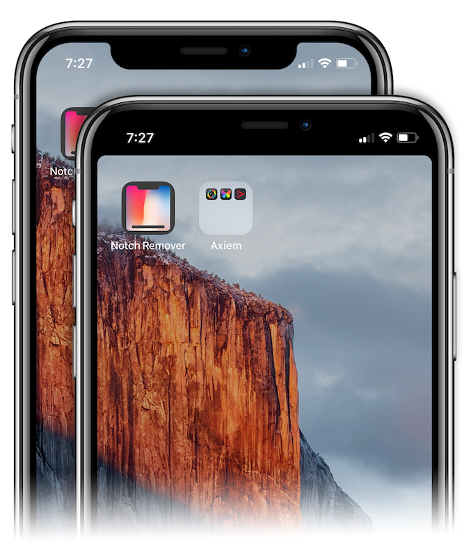 Iphone Iphone X Notch Remover Macrumors Forums