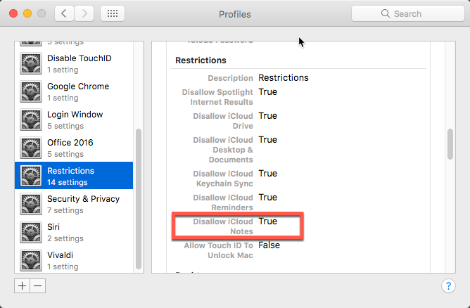 Notes option in Mac iCloud grayed out | MacRumors Forums