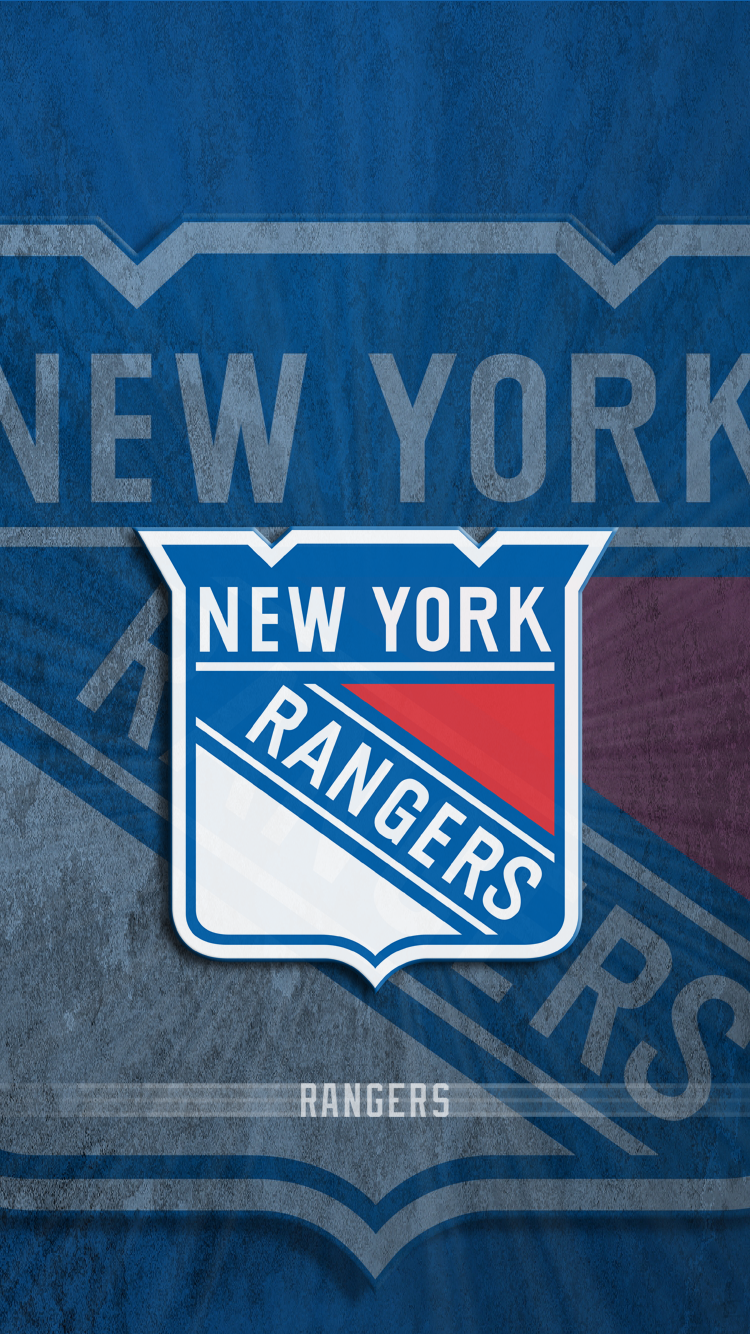 New York Rangers Iphone 6 Plus Wallpaper