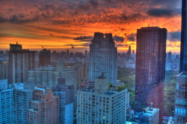 NYC Sunrise - Fall - 2.JPG