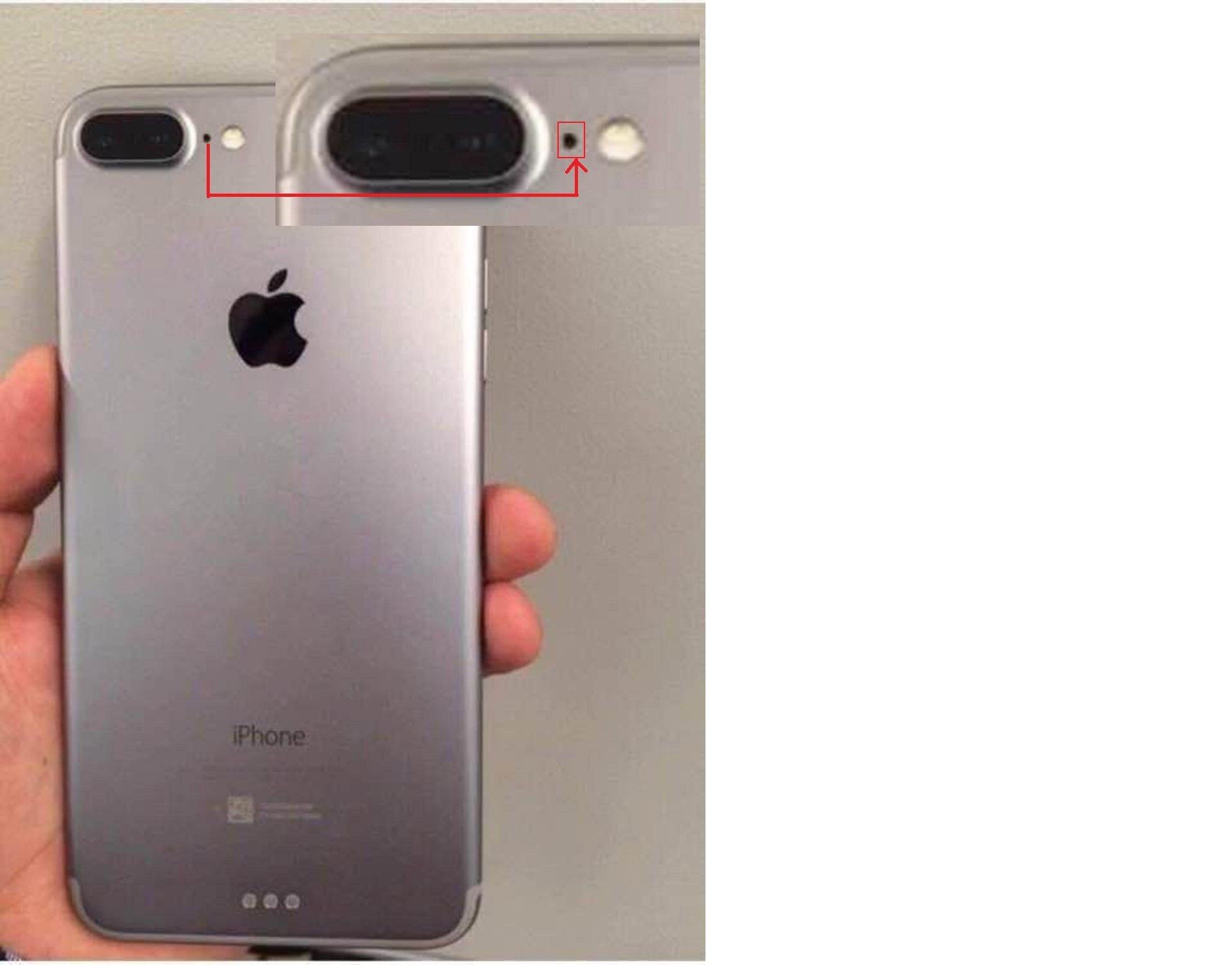 The iPhone 7 leak is 100% fake | MacRumors Forums