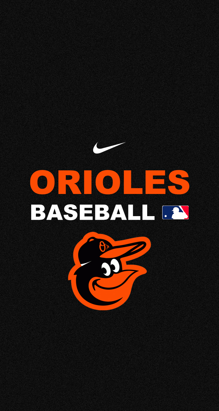 Iphone iphone 6 sports wallpaper thread page 163 macrumors and a baltimore orioles like this expect with baltimore on the side in orange and use the logo below voltagebd Image collections