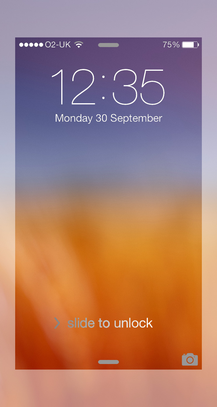 Ios 7 Parallax Wallpaper Psd Template Here Macrumors Forums