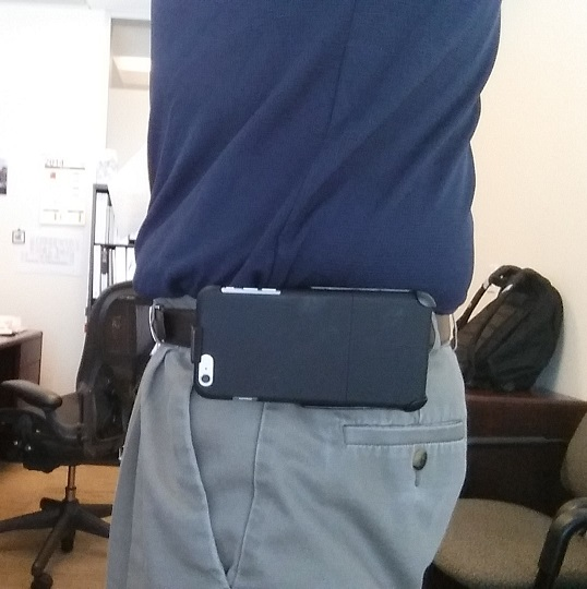 new concept 73ac6 04a74 iPhone 6 plus on a belt clip | MacRumors Forums