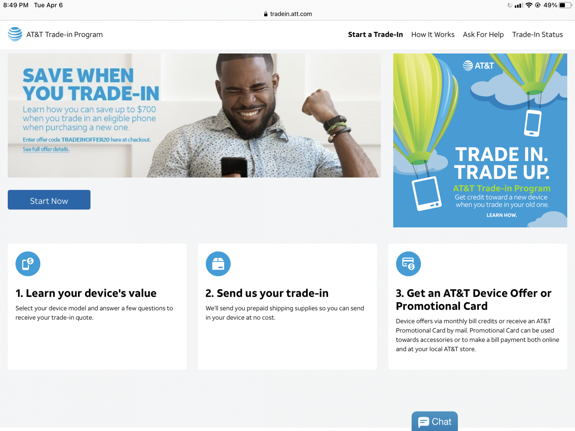 Phone Trade In - Find Out What Your Device is Worth - AT&T.png