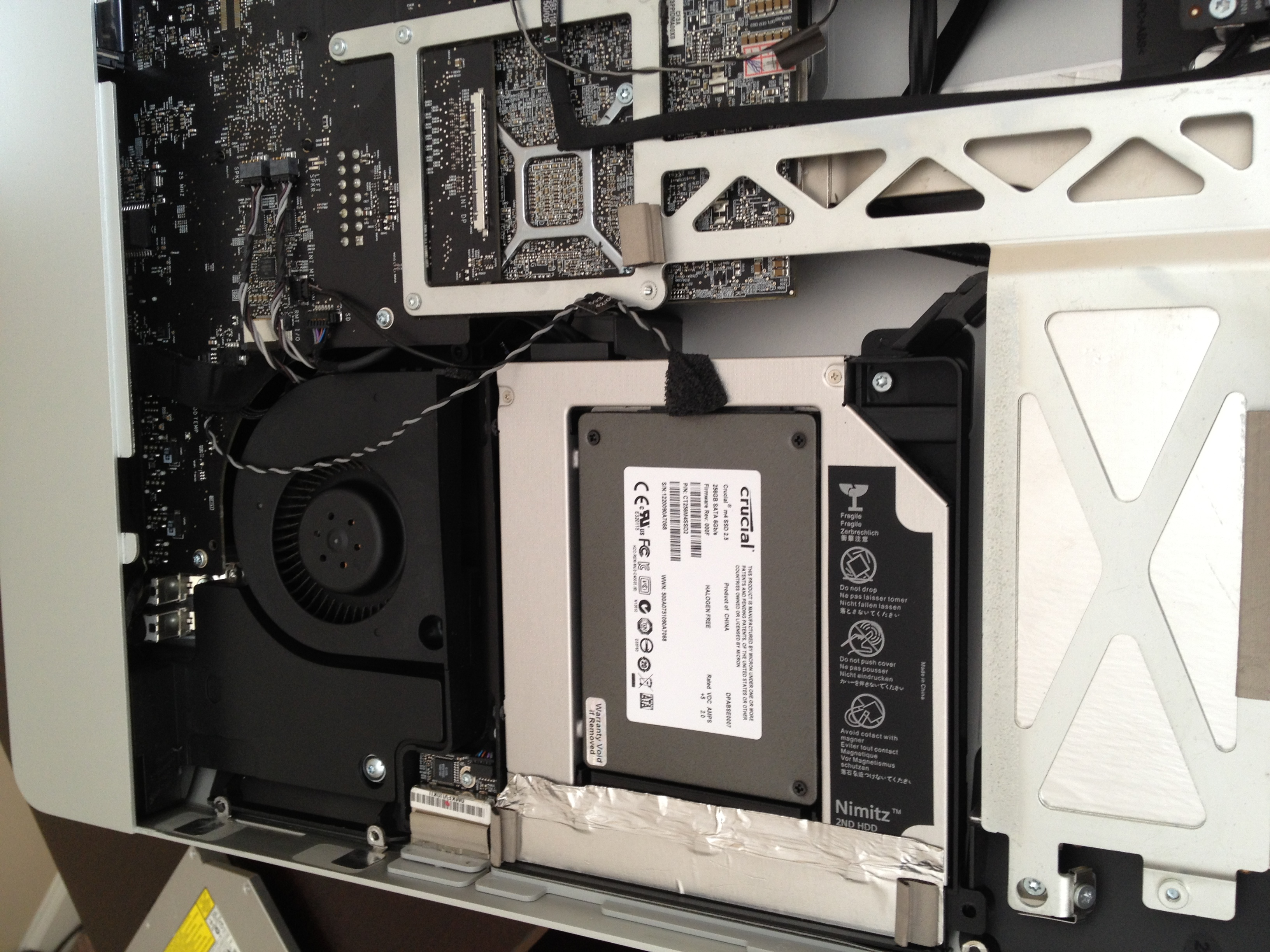 Imac 27 Ssd Upgrade Important Tip Page 27 Macrumors Forums