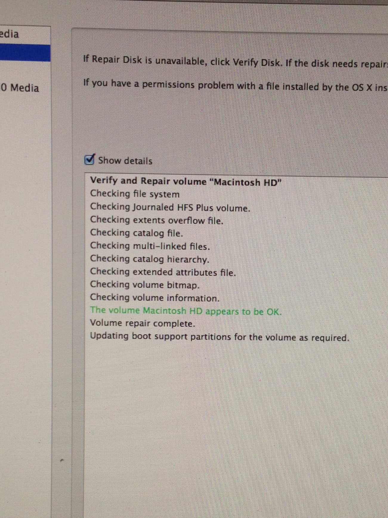 What's wrong with my iMac? :'(   MacRumors Forums