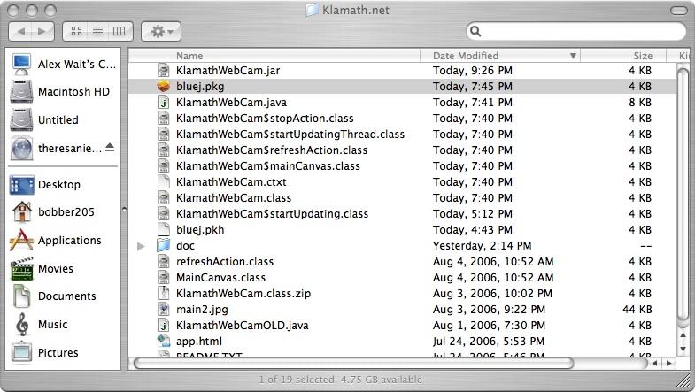 How To Make Executable JAR Files? | MacRumors Forums