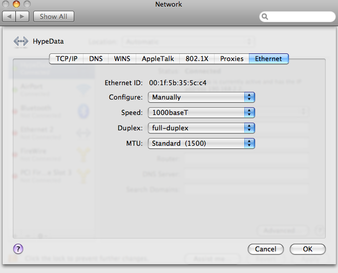 File transfer from SMB network slow in OSX | MacRumors Forums