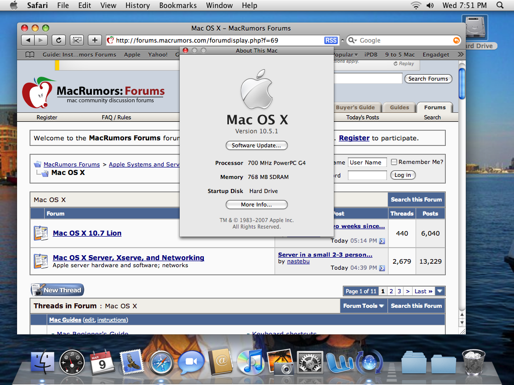 Go Retro! Easy OS X 10 5 Install for iMac G4 or other PowerPC