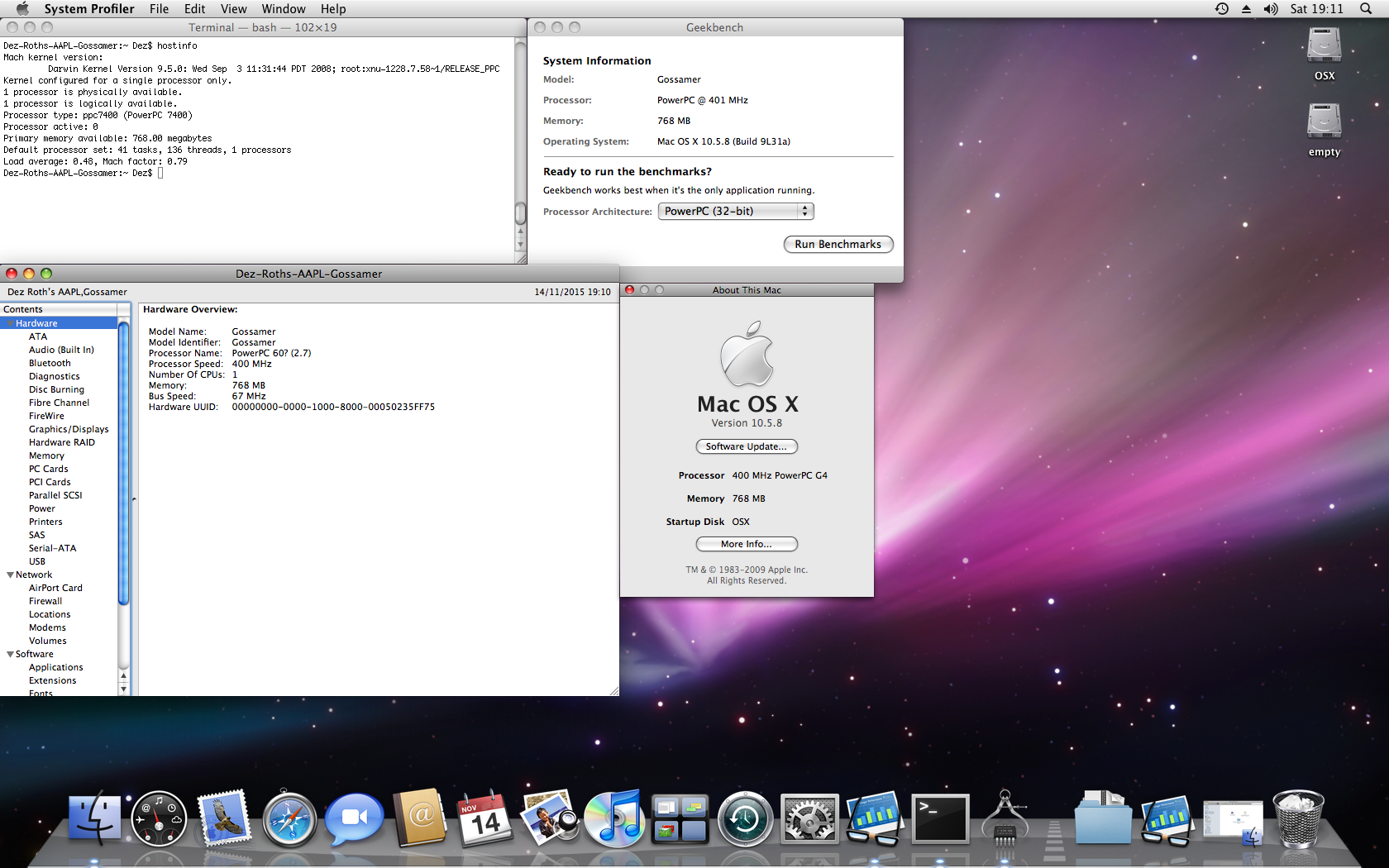 Le Os X 10 5 Leopard Preview Annotate Move
