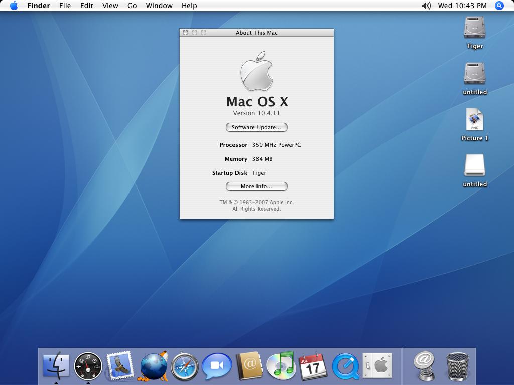 Шрифты в mac