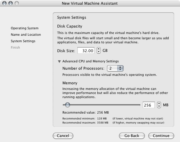 VMware Fusion Beta 2 released with experimental DirectX 8 1