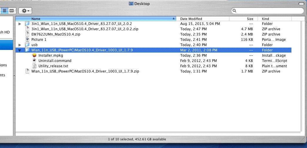 HELP with Tenda W311M USB WiFi Adapter!!! | MacRumors Forums