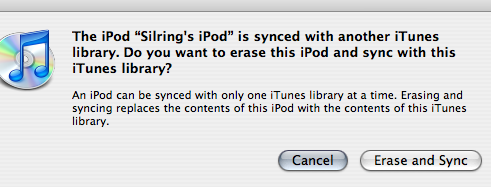 ipod shuffle not syncing with itunes | MacRumors Forums