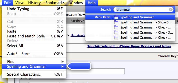 Keyboard Shortcuts (Windows Alt key functions) | MacRumors Forums