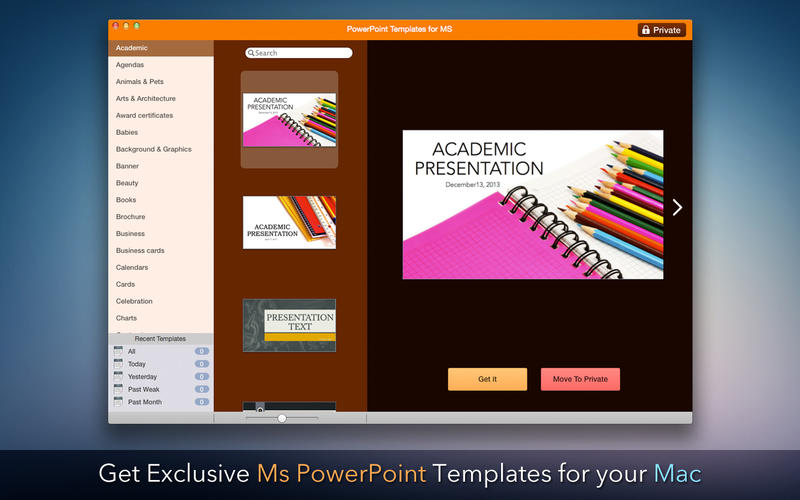 Templates For Microsoft Powerpoint The Best Powerpoint Templates