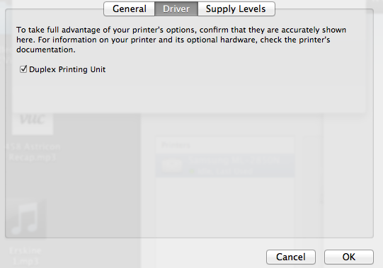 Two Sided Printing Option Grayed Out In Layout Drop Down Of Canon