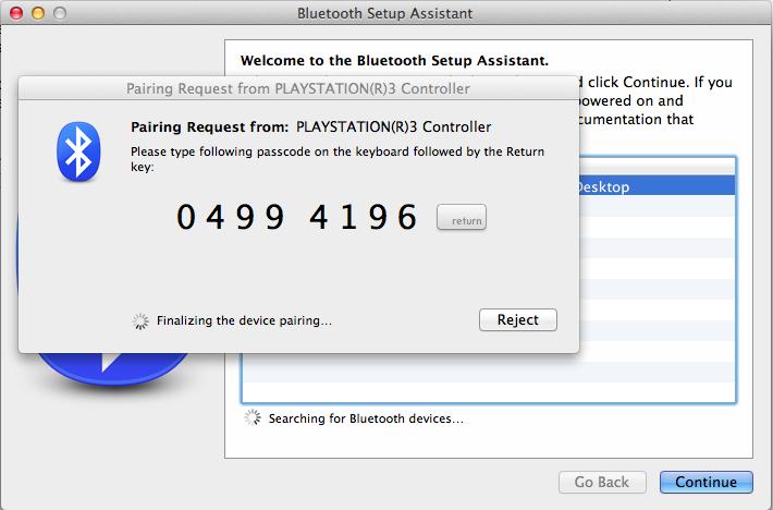 gamepad companion mac ps3 controller