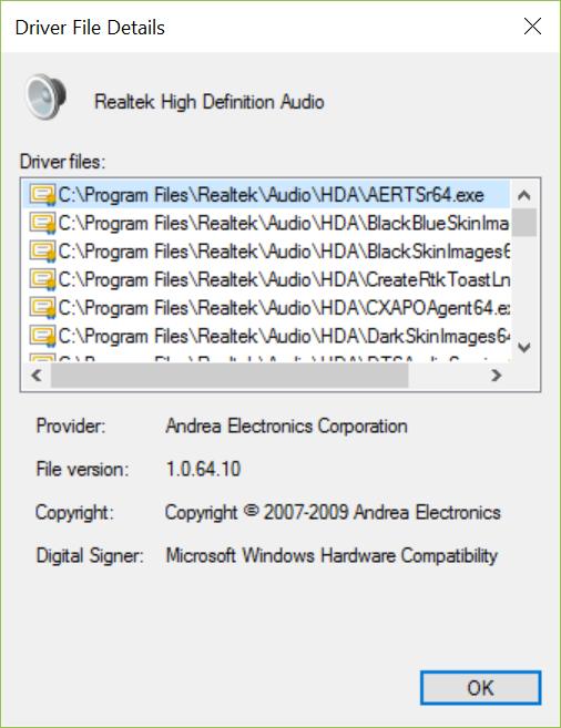Realtek High Definition Audio Driver Details.PNG