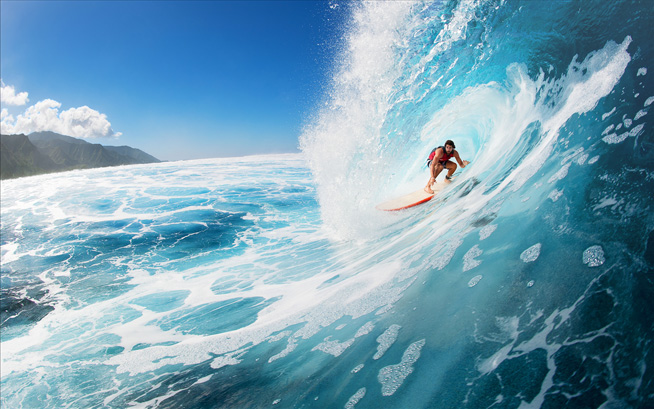 Where To Find Retina Surf Wallpaper