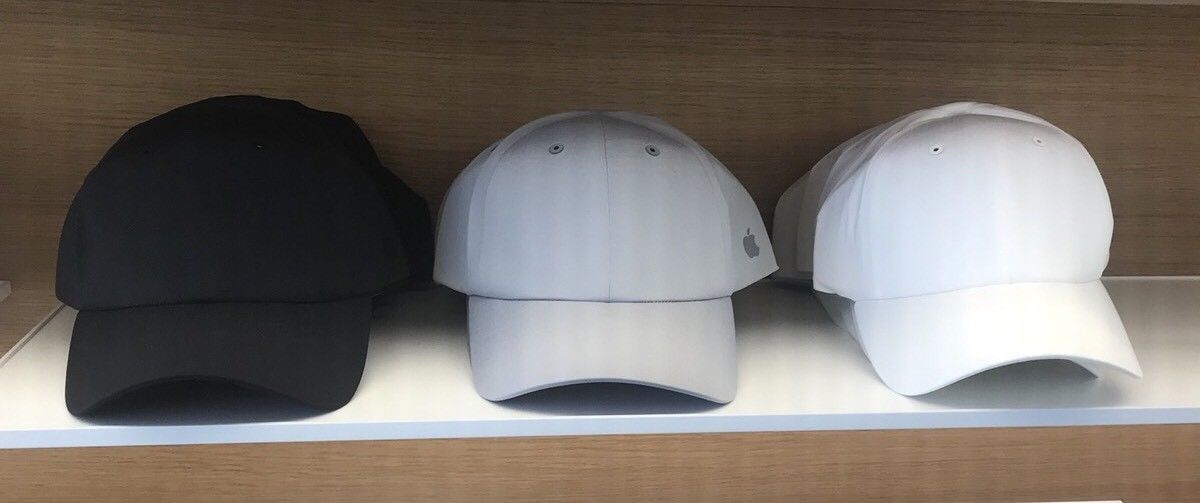 Which color Apple Logo hat would you guys pick   22df6d7e07b