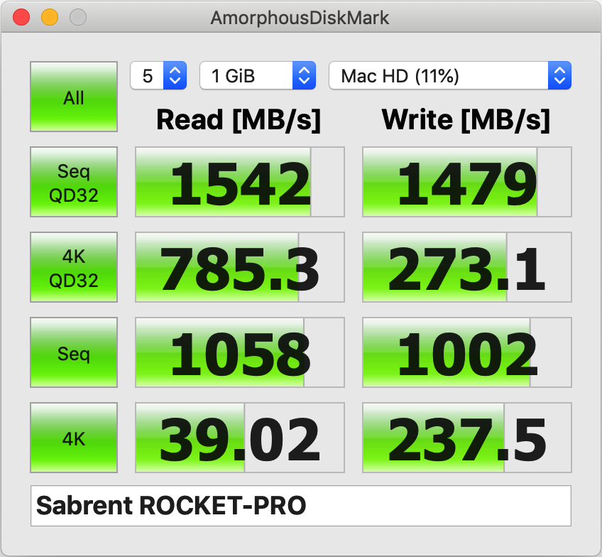 Upgrading 2013/2014 Macbook Pro SSD to M 2 NVMe | Page 158