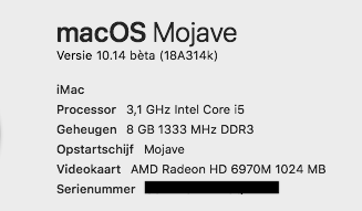 macOS 10 14 Mojave on Unsupported Macs Thread | Page 53