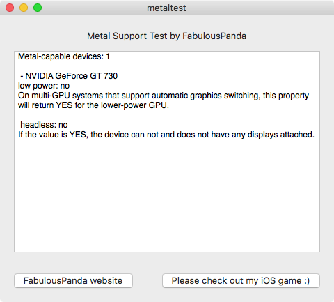 Mac Pro 5,1 and Metal GPU compatibility… | Page 3 | MacRumors Forums