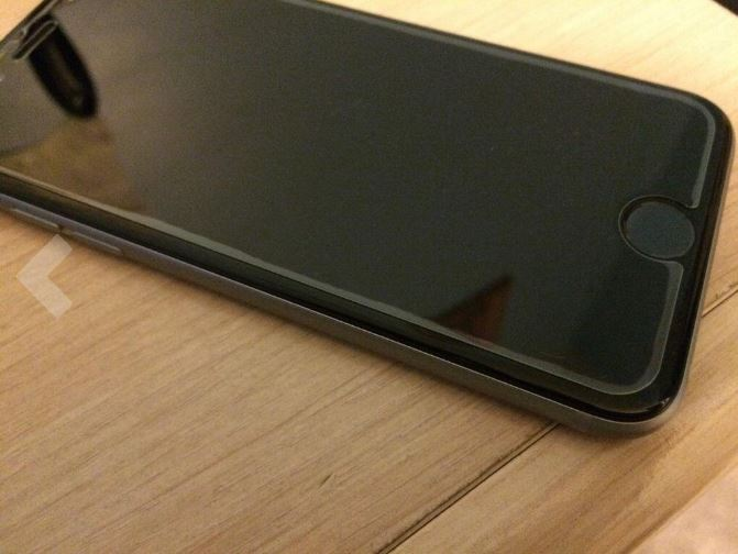 separation shoes b5fa1 1b55f Pictures of Iphone 6/6S glass Screen Protector issues | MacRumors Forums