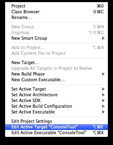 Xcode c++ - Input files on command line | MacRumors Forums