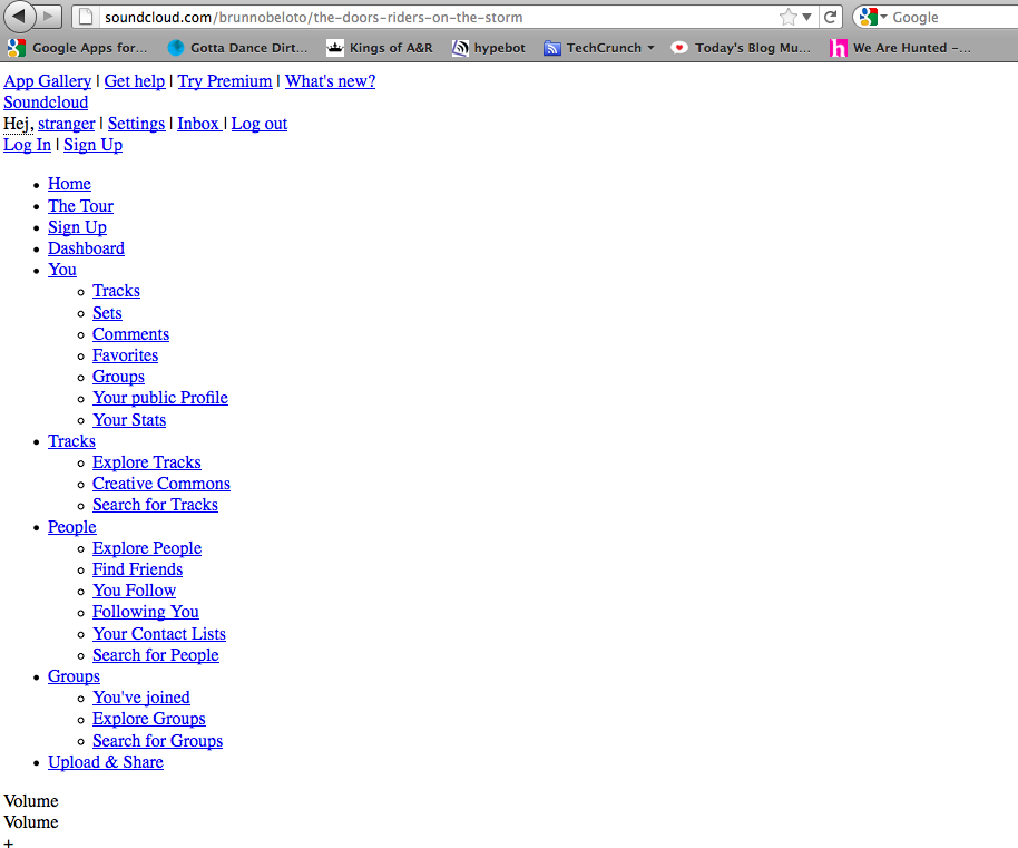 Websites won't display properly - any browser | MacRumors Forums