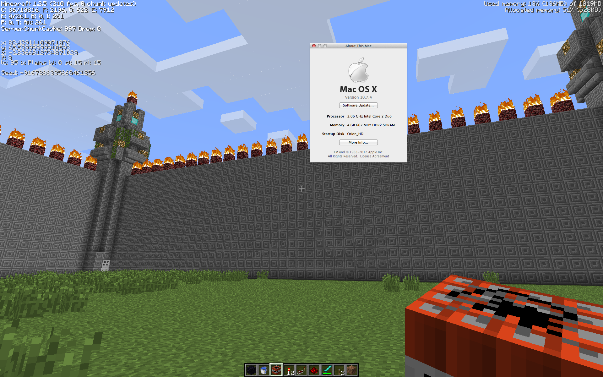 how to increase minecraft fps