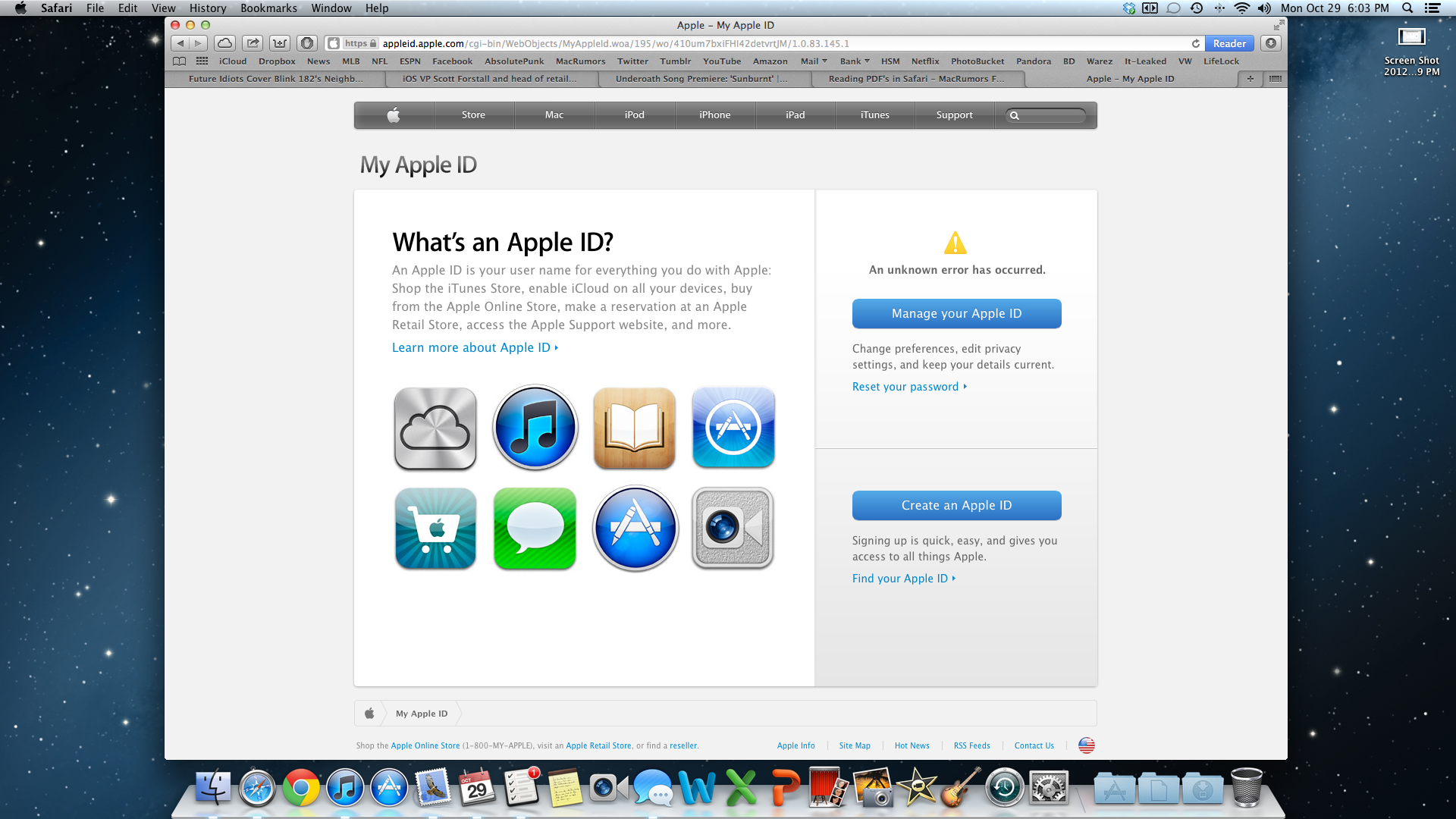 Is This A Scam Site or Apple's Website? | MacRumors Forums
