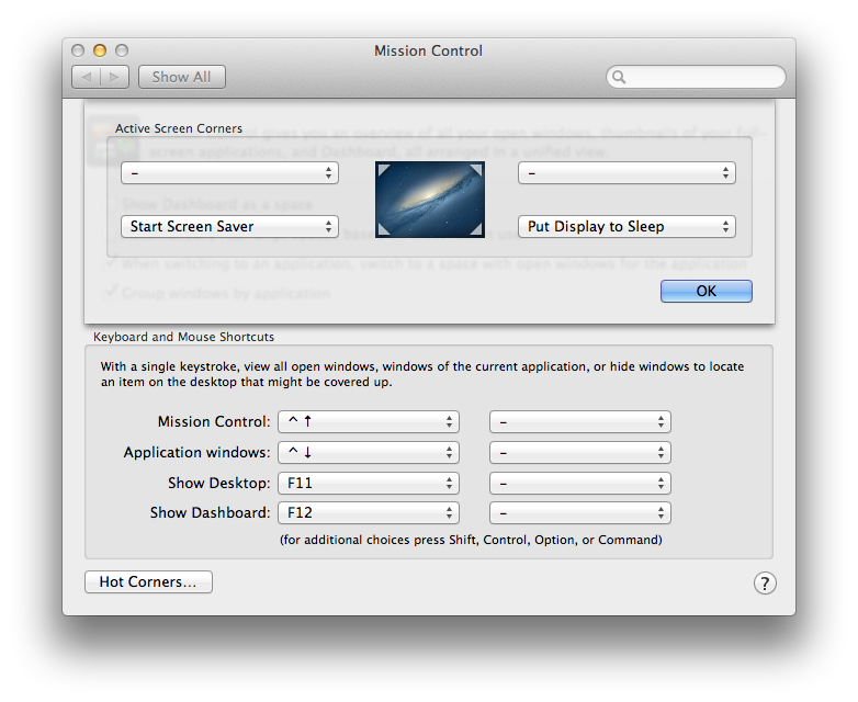 How to turn off iMac display while watching a movie from HD TV