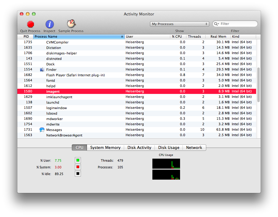 How to PERMANENTLY kill an activity/process? | MacRumors Forums