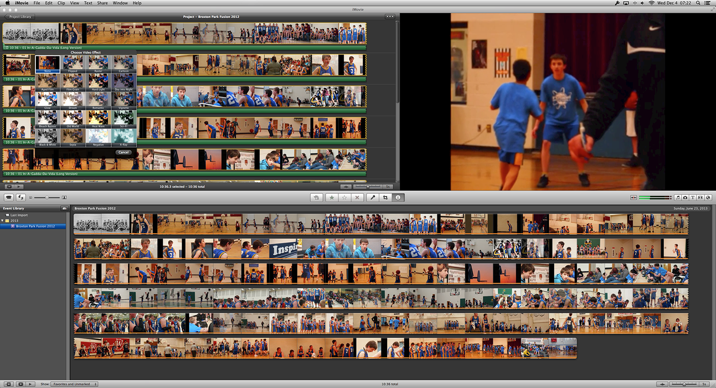 Missing video effects in iMovie | MacRumors Forums