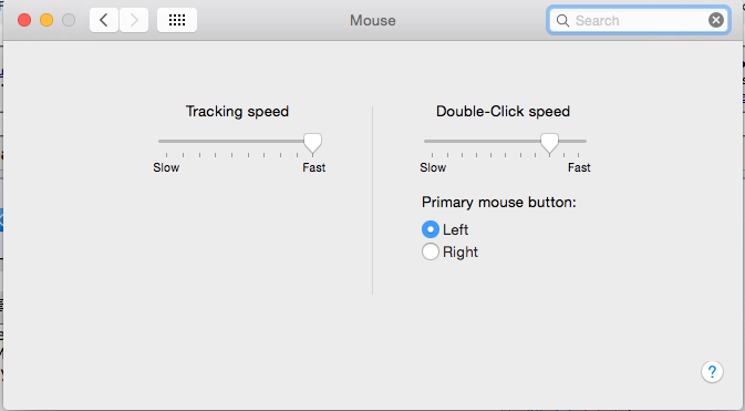 Magic Mouse and Bluetooth Option is DEAD! With Yosemite 10 10