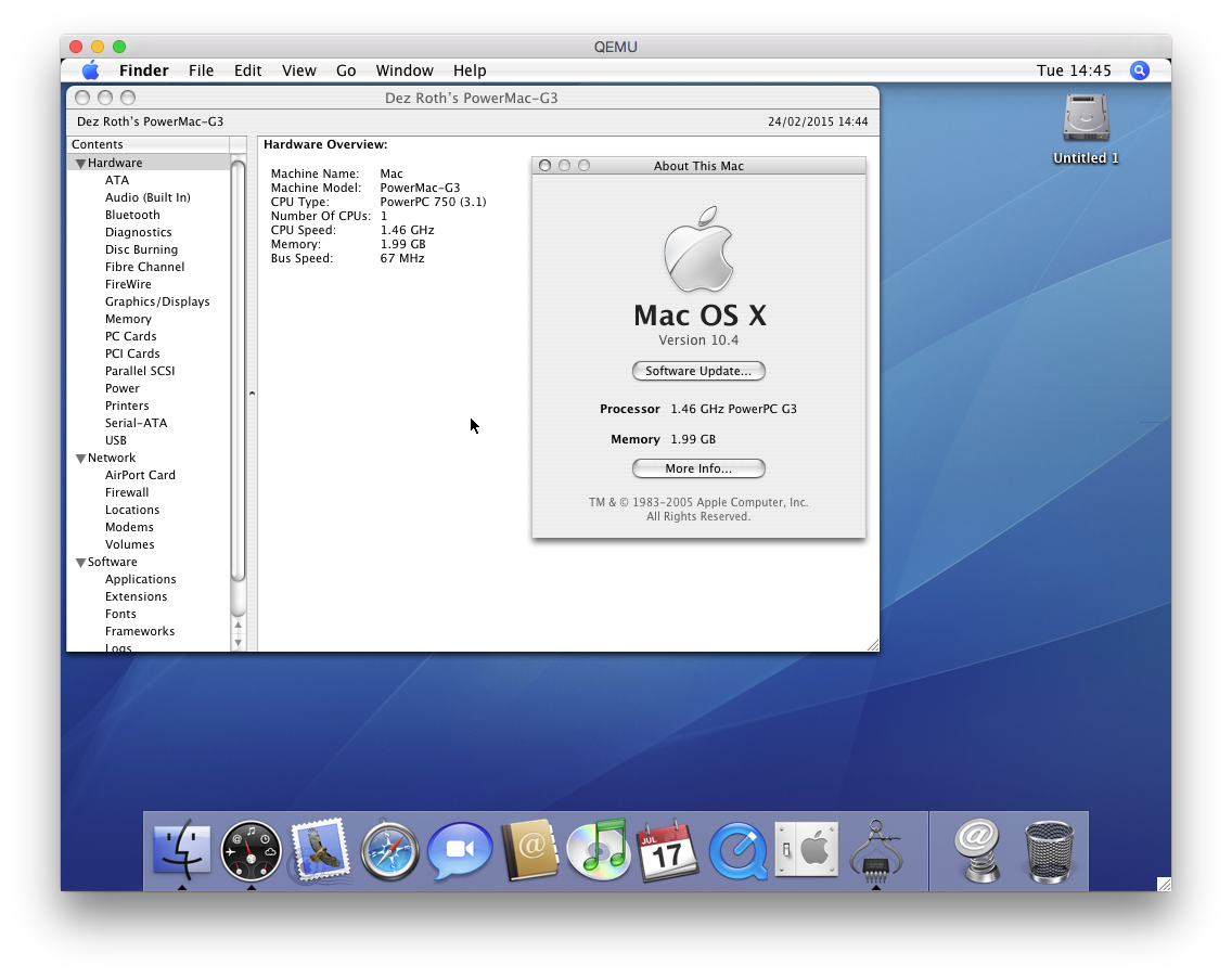 Any hope for a functional PPC Mac emulator? | MacRumors Forums