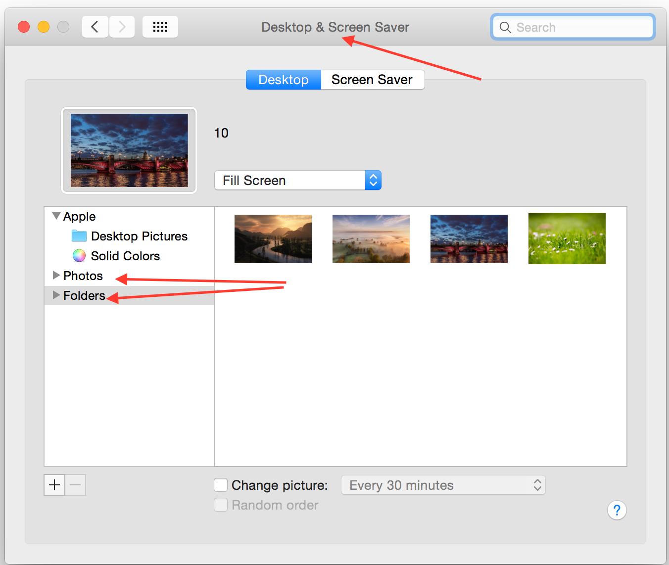 Desktop Background Resets After Reboot Mac