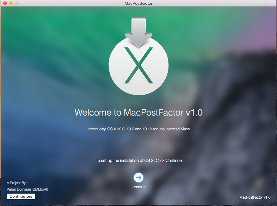 Resolved - OS X Yosemite on Unsupported Macs [Guide
