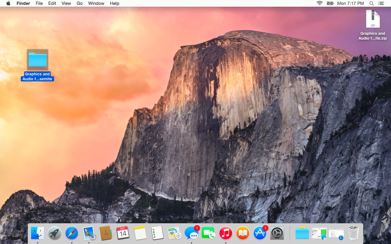 HOW TO] Yosemite on Macbook (Mid2007) with Audio and